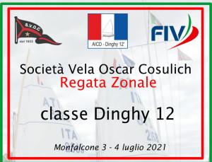 zonale dingy 12 Logo